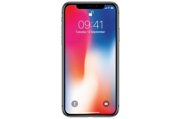 iPhone X 64GB Grey