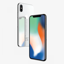 Refurbished iPhone X 64GB Silver A Grade (Web only)