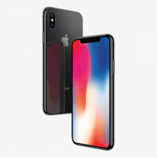 Refurbished iPhone X 64GB Space Grey C Grade (Alleen Online)
