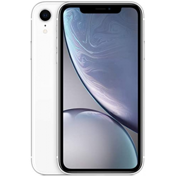 Apple iPhone XR Wit 128GB (FACE ID DEFECT)