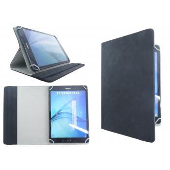 Universale 7 - 11 inch Wallet Case Zwart