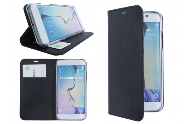 Iphone XS Zwarte Bookcase