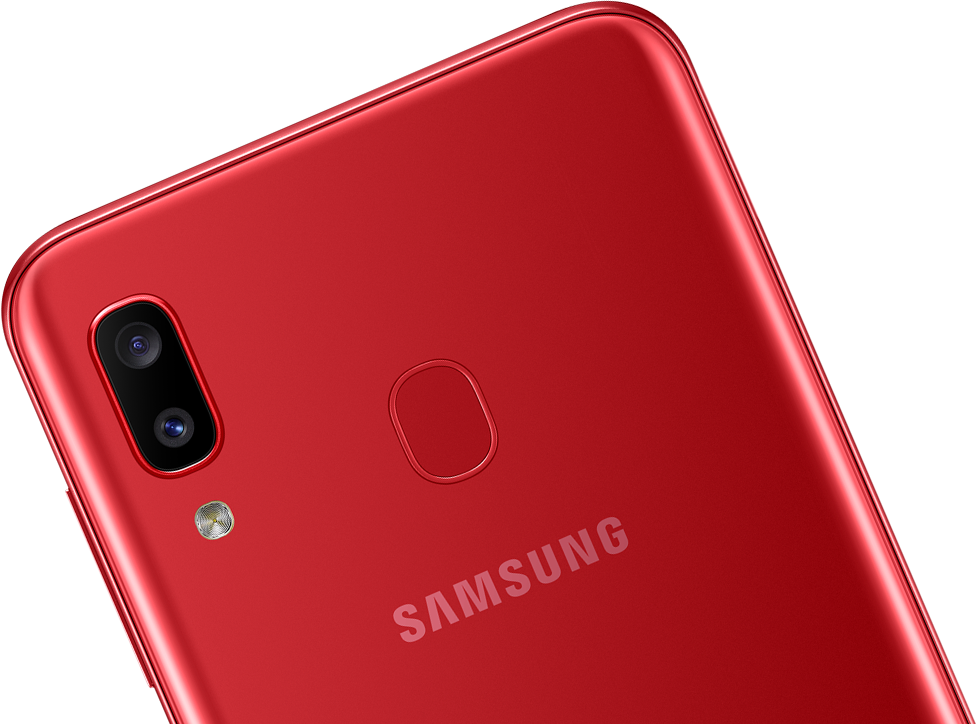 Samsung Galaxy A20 Dual Camera Mobile