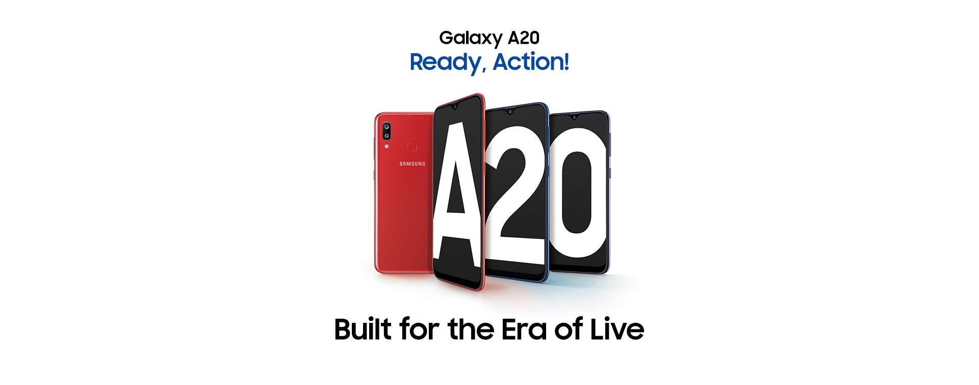 Latest Samsung Galaxy A20