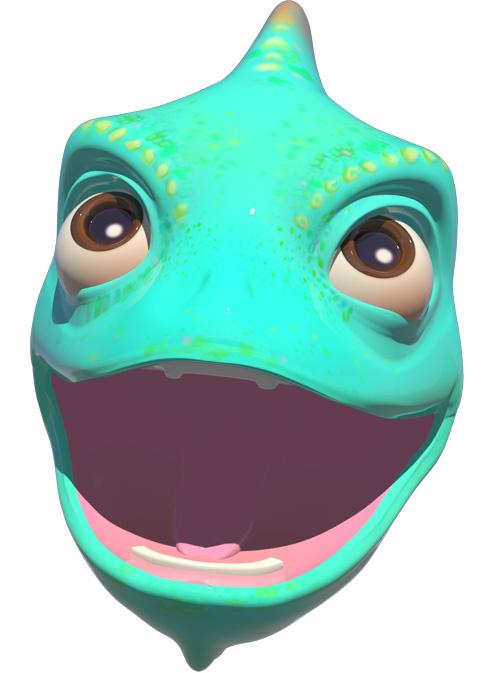 HUAWEI Mate 20 lite qmoji chameleon twee