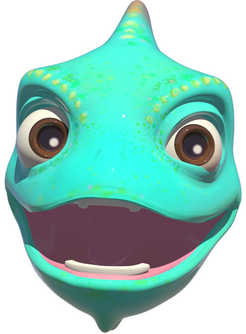 HUAWEI Mate 20 lite qmoji chameleon drie